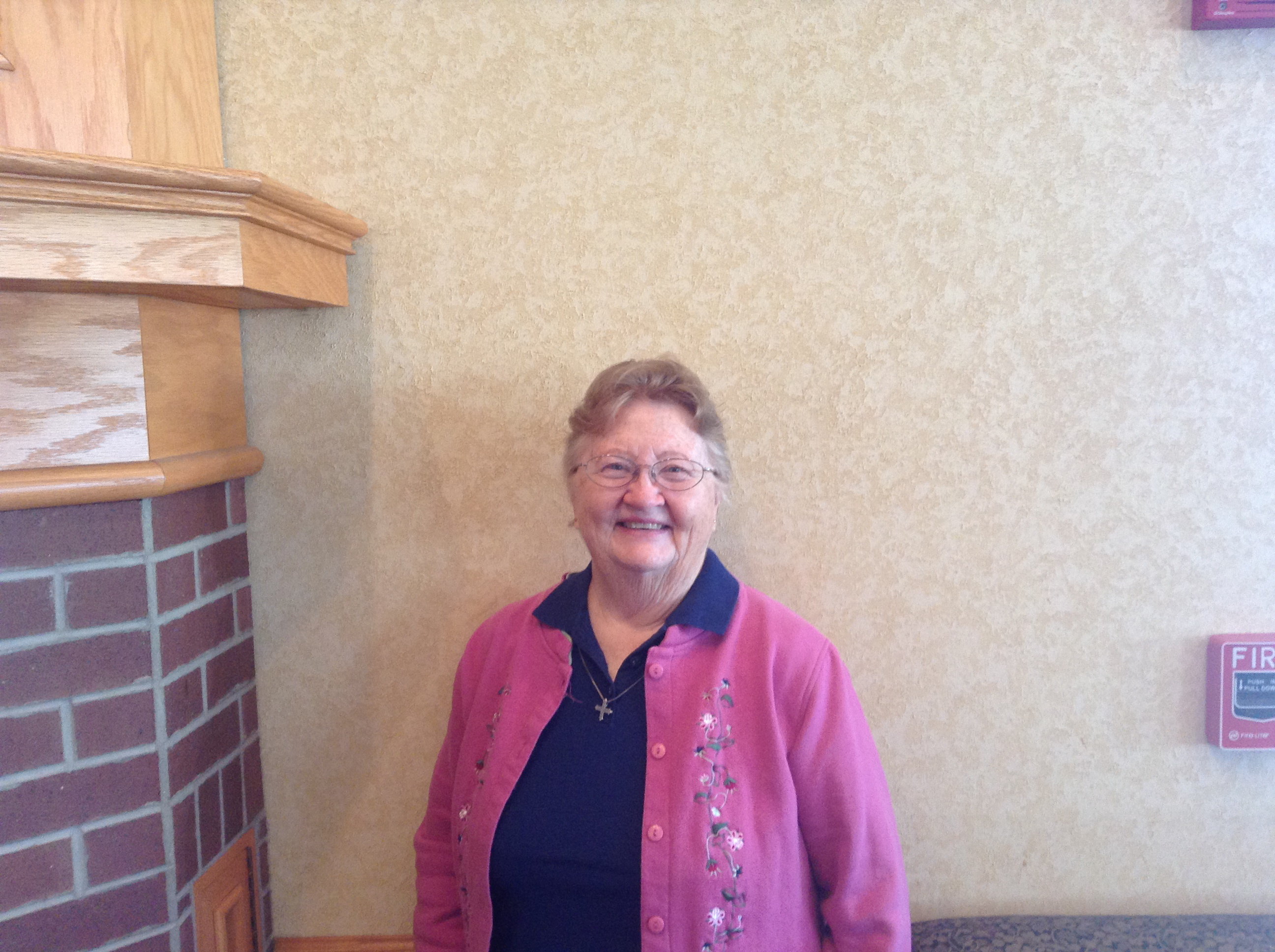 Volunteer Spotlight: Diane Landmesser