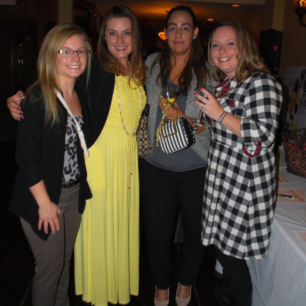 Stevy Ferris, Amber Breazeal, Luz Chavez, And Melissa Parris Photo Credit: 3W Magazine