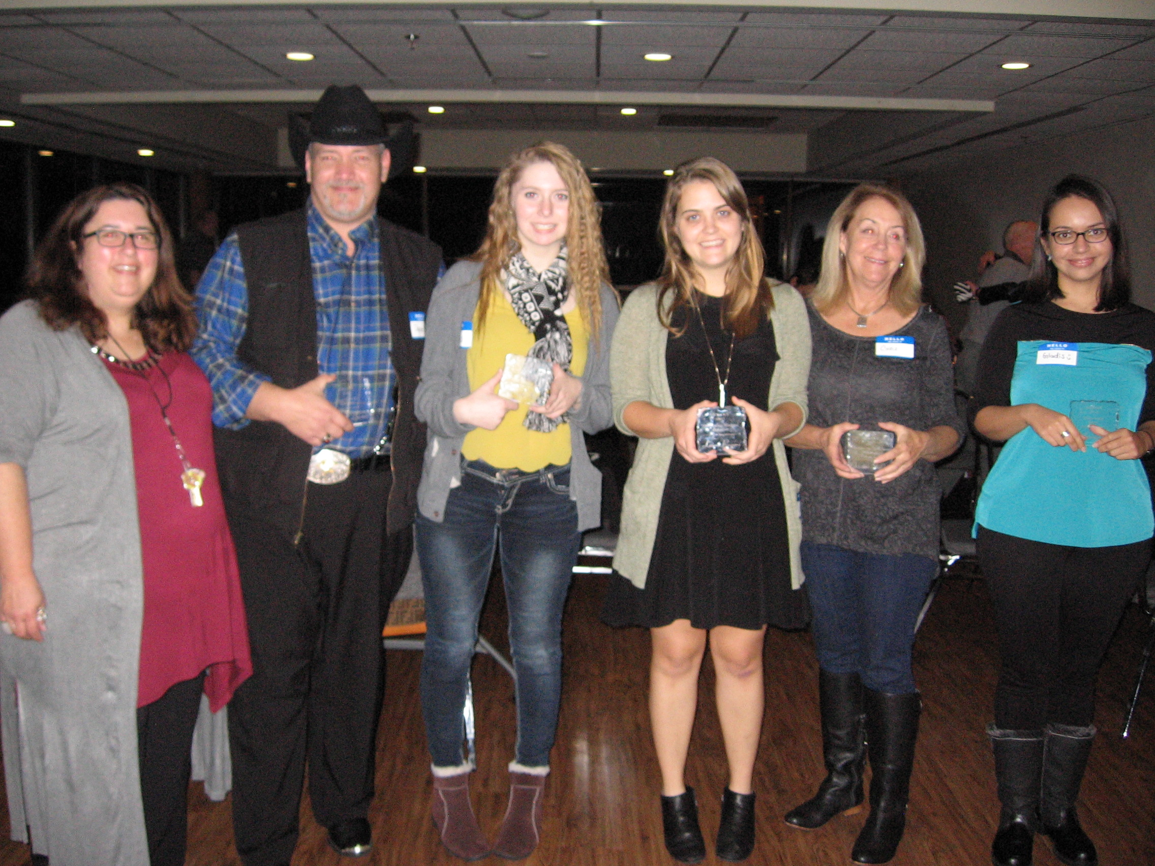 Volunteer Spotlight: 2015 Volunteer Awards