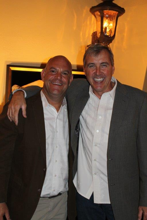 Gary Handler With Thomas Arvid, Feature Artist Photo Credit: Celebrate! Arkansas Magazine