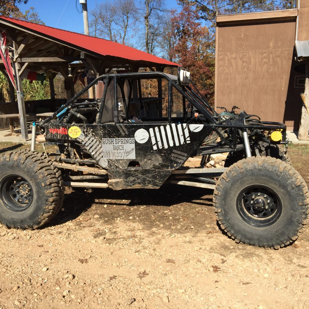 Ozark Off-Road Club Designates The NWA Women's Shelter For Proceeds Of Its Event