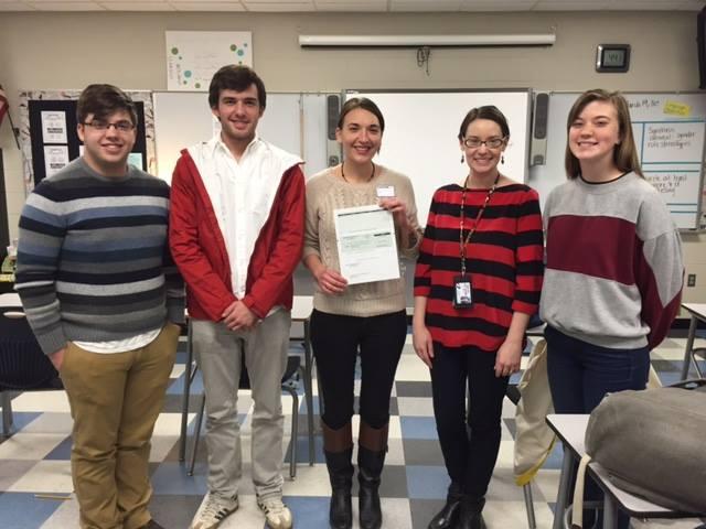 Gender Equality Club At Bentonville High School