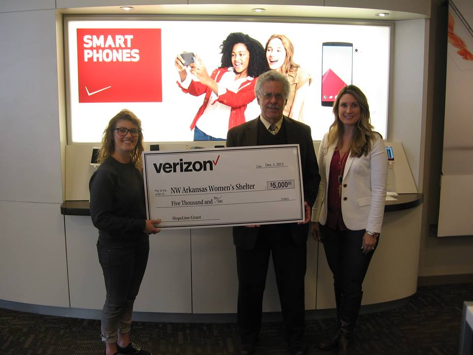 Verizon HopeLine Grant