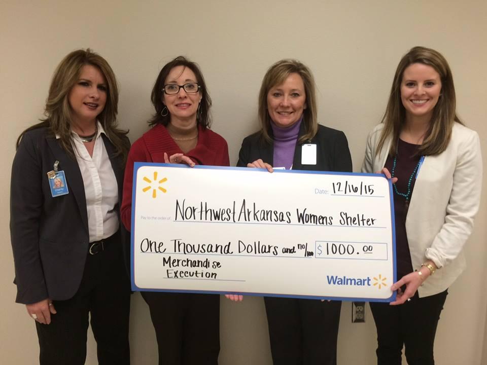 Walmart Community Grant: Merchandise Execution Team