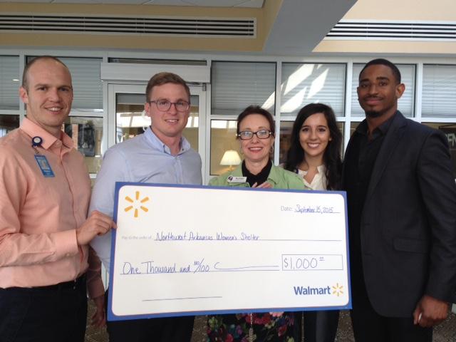 Walmart Community Grant: Finance Team