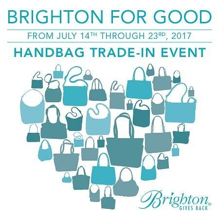 Brighton Handbag Trade-In Event