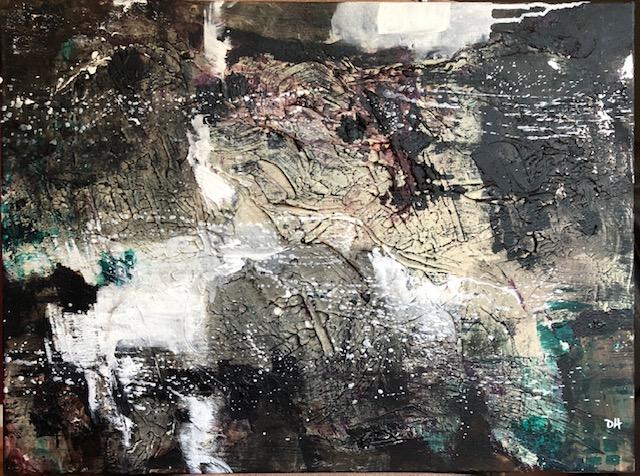 Artist Piece: Parchment